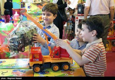 اسباب بازی های خشن برای فرزندتان نخرید