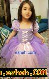 لباس راپونزل 2