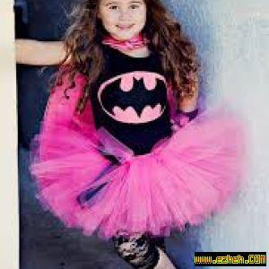 لباس بت گیر یا دختر خفاش