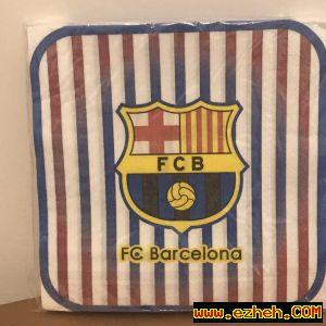 دستمال سفره تم بارسلونا