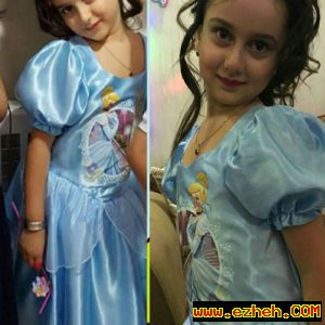 لباس سیندرلا 2