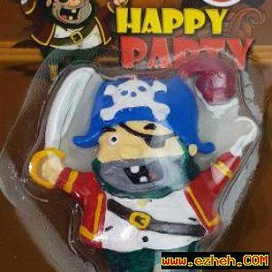 شمع دزد دریایی