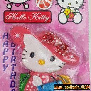 شمع تولد هلو کیتی