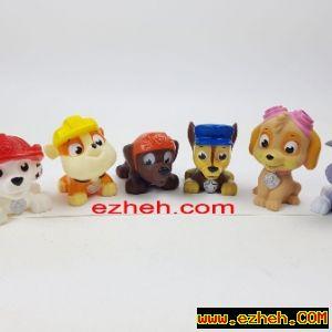 عروسک فیگور سگهای پاترول