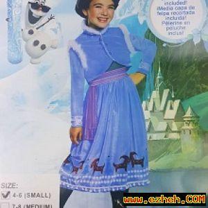 لباس آنا 3