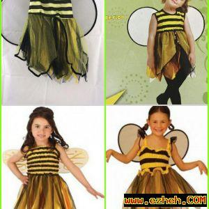 لباس تم زنبور 1