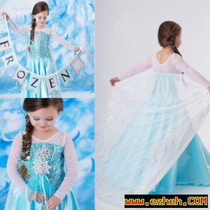 لباس فروزن (السا)