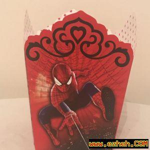 جعبه پاپ کورن مرد عنکبوتی (اسپایدرمن)