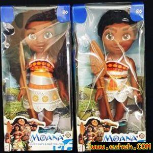 عروسک موانا