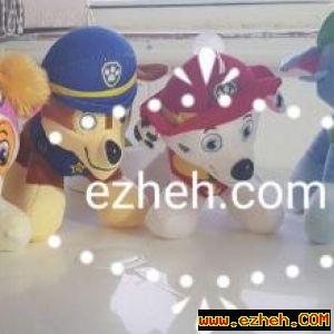 عروسک سگهای پاترول (سگ های نجات)