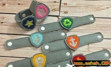 دستبند سگ های نگهبان