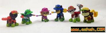 عروسک سگ های نگهبان 2(پاوپاترول)