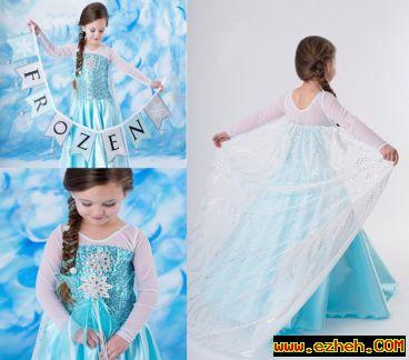 لباس فروزن (السا) 1