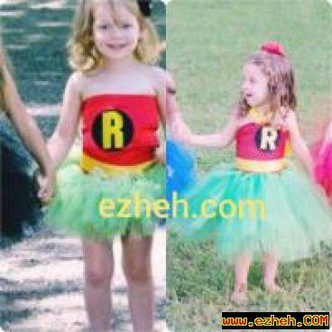 لباس رابین دختر