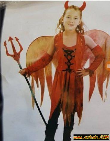 لباس شیطان هالووین