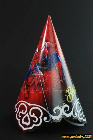 کلاه مرد عنکبوتی (اسپایدرمن)